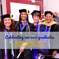 FNU Celebrates 2015 Graduate Nurse-Midwives and Nurse Practitioners