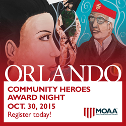 Military Officers Association of America (MOAA) Recognizes Caregivers...