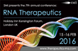 Advanced Cell Diagnostics to sponsor RNA Therapeutics 2016 following the release of their new generation of RNAscope products for RNA-biomarker analysis in FFPE tissue