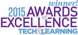 Triumph Learning Earns Tech & Learning Award of Excellence for Waggle