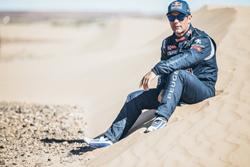 World Rally Championship winner Sébastien Loeb has joined Peugeot-Total