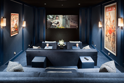 'Lucid Blue' Hi-Performance 4K Ultra HD Theater