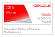 interRel Consulting Wins Prestigious Oracle Excellence Award for Specialized Partner of the Year – North America in Business Analytics Solution