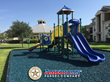 American Parks Company® Assists Oak Park Trails to Create New Apartment Playground