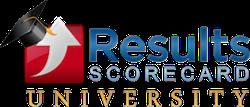 Results Scorecard University logo