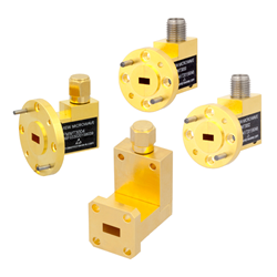 Waveguide Detectors from Fairview Microwave