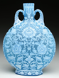Webb Cameo Handled Vase