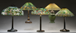 Tiffany Lamps From the Loup Collection