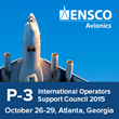 ENSCO Avionics to Present Synthetic Vision and Marine Mammal Mitigation at P-3 IOSC 2015