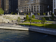 The firm led by architect and 2015 AIA Illinois Gold Medal recipient Carol Ross Barney, FAIA, designed the new Chicago Riverwalk.