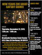 Fairfield Inn & Suites by Marriott Loveland Invites Guests to New Year's Eve Great Gatsby Soiree in Berthoud this Holiday Season