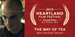 """The Way of Tea"" - 2015 Heartland Film Festival $5,000 Grand Prize Winner for Best Narrative Short"