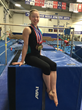 Head Over Heels Athletic Arts Gymnast, Sara Tubman, Attends Junior Olympic National Team Training Camp