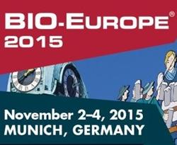 BIO-Europe 2015 Logo