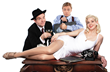 Big League Productions Inc. Presents The Producers, Playing in Worcester October 23-25, OPENS TONIGHT!