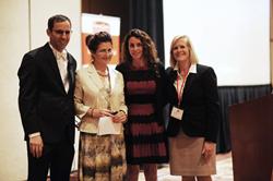 Elena Csiffari 2015 Caregiver of the Year
