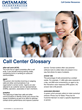 DATAMARK Releases Call Center Glossary