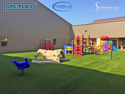 Stonewall Baptist Church - Commercial Playground Equipment - APCPLAY