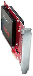 SeriTek/i6G SSD PCIe Adapter