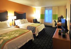 Fairfield Loveland Guest Room