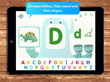 Alphamonster: Children discover the letters with this fantastic educational app by Marbotic!
