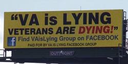 VA is Lying