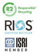 The R2: 2013 and RIOS Certification reinforces CoastTec's commitment to safe and sustainable use and remanufacturing of APC UPS equipment.