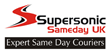 Supersonic Sameday UK Adds Sunday Same Day Courier & Delivery Service