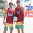 U.S. Beach Volleyball Stars Trevor and Taylor Crabb Sign With PMG Sports