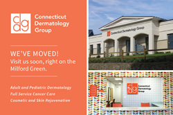 Connecticut Dermatology Group Moves & Expands Milford Office