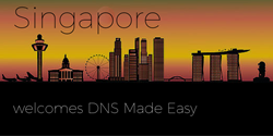 DNS Made Easy Announces New PoP in Singapore