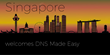 DNS Made Easy and Constellix Announce New PoP in Singapore: the Silicon Valley of Asia-Pac
