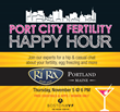 Boston IVF - The Maine Center to Host Fertility Cocktail Hour on November 5, 2015 at Rí Rá Irish Pub for Women Who Wish to Learn About Their Fertility and Egg Freezing