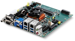 ADLINK's Mini-ITX Boards with Mini-ITX Embedded Board with Intel® Core™ i7/i5/i3 Processor or AMD Embedded R-Series APU