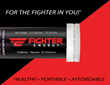 Fighter Energy Effervescent Energy Drink Tablets