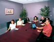 Broadcasting a Successful Image with LED Lighting in Video Conference Rooms