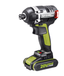 Rockwell 20V Brushless 3-speed Impact Driver