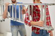 hardware invention that makes ladders safe