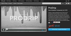 Pixel Film Studios Effects - ProDrip