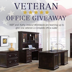 National Business Furniture Honors Veterans by Awarding Prizes to All...