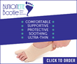 BunionETTE Bootie, Treatment for Tailor's Bunions