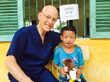 North American Health Care Exec among Volunteer Medical Group in Vietnam