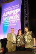 Members of Nexion Health's AP department accept the Accounts Payable Department of the Year Award for organizations with under $1 billion in annual revenue