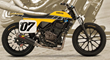 Pete's Cycle Unveils The Yamaha DT-07 Flat Track Concept Bike At Its Baltimore Store
