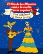 HablaMexico.com invites Mexicans to choose their Dia de los Muertos gift