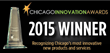 2015 Chicago Innovation Awards Winner