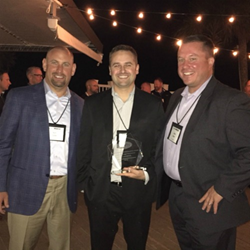 R2 Logistics Receives Business Partner Excellence Award
