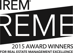 2015 IREM REME Award Winners for Real Estate Management Excellence