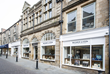 Exterior of the refurbished Banks Lyon jewellers