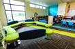 Lincoln Elementary Reading Room